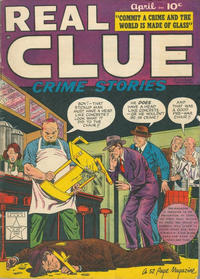 Cover Thumbnail for Real Clue Crime Stories (Hillman, 1947 series) #v4#2 [38]