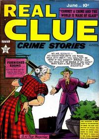 Cover Thumbnail for Real Clue Crime Stories (Hillman, 1947 series) #v4#4 [40]