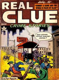 Cover Thumbnail for Real Clue Crime Stories (Hillman, 1947 series) #v4#5 [41]