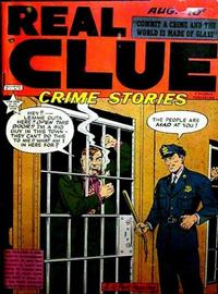 Cover Thumbnail for Real Clue Crime Stories (Hillman, 1947 series) #v4#6 [42]