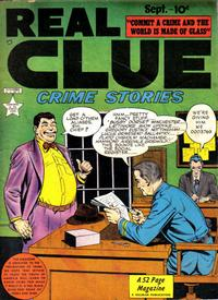 Cover Thumbnail for Real Clue Crime Stories (Hillman, 1947 series) #v4#7 [43]