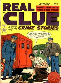 Cover Thumbnail for Real Clue Crime Stories (Hillman, 1947 series) #v4#8 [44]