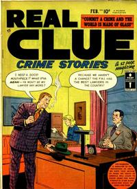 Cover Thumbnail for Real Clue Crime Stories (Hillman, 1947 series) #v4#12 [48]