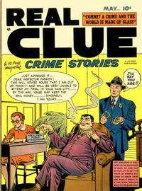 Cover Thumbnail for Real Clue Crime Stories (Hillman, 1947 series) #v5#3 [51]