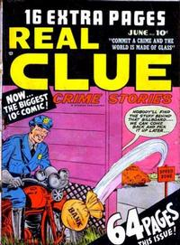Cover Thumbnail for Real Clue Crime Stories (Hillman, 1947 series) #v5#4 [52]