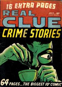 Cover Thumbnail for Real Clue Crime Stories (Hillman, 1947 series) #v5#5 [53]