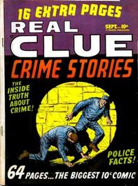 Cover Thumbnail for Real Clue Crime Stories (Hillman, 1947 series) #v5#7 [55]