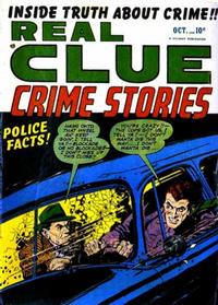 Cover Thumbnail for Real Clue Crime Stories (Hillman, 1947 series) #v5#8 [56]