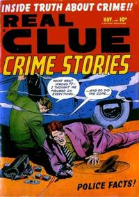 Cover Thumbnail for Real Clue Crime Stories (Hillman, 1947 series) #v5#9 [57]