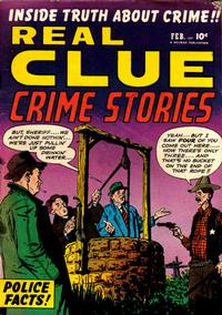 Cover Thumbnail for Real Clue Crime Stories (Hillman, 1947 series) #v5#12 [60]