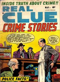 Cover Thumbnail for Real Clue Crime Stories (Hillman, 1947 series) #v6#3 [63]