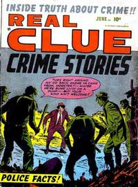Cover Thumbnail for Real Clue Crime Stories (Hillman, 1947 series) #v6#4 [64]