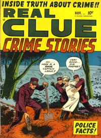 Cover Thumbnail for Real Clue Crime Stories (Hillman, 1947 series) #v6#9 [69]