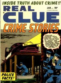 Cover Thumbnail for Real Clue Crime Stories (Hillman, 1947 series) #v6#11 [71]