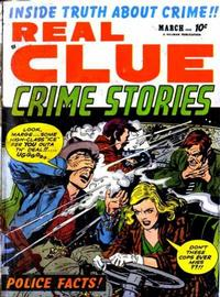 Cover Thumbnail for Real Clue Crime Stories (Hillman, 1947 series) #v7#1 [73]