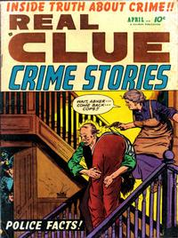 Cover Thumbnail for Real Clue Crime Stories (Hillman, 1947 series) #v7#2 [74]