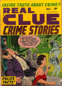 Cover Thumbnail for Real Clue Crime Stories (Hillman, 1947 series) #v7#3 [75]
