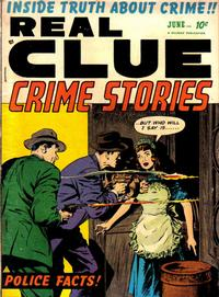 Cover Thumbnail for Real Clue Crime Stories (Hillman, 1947 series) #v7#4 [76]
