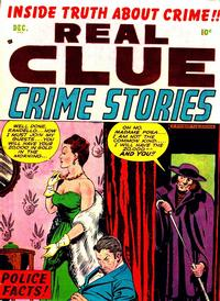 Cover Thumbnail for Real Clue Crime Stories (Hillman, 1947 series) #v7#10 [82]