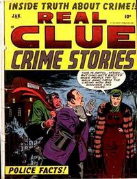 Cover Thumbnail for Real Clue Crime Stories (Hillman, 1947 series) #v7#11 [83]