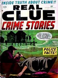Cover Thumbnail for Real Clue Crime Stories (Hillman, 1947 series) #v7#12 [84]