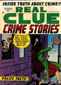 Cover Thumbnail for Real Clue Crime Stories (Hillman, 1947 series) #v8#1 [85]