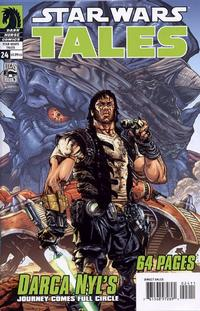 Cover Thumbnail for Star Wars Tales (Dark Horse, 1999 series) #24 [Cover A]