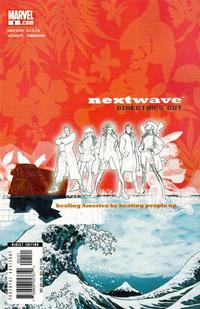 Cover Thumbnail for Nextwave (Director's Cut) (Marvel, 2006 series) #1