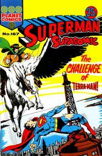 Cover Thumbnail for Superman Supacomic (K. G. Murray, 1959 series) #167