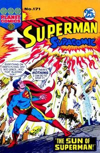 Cover Thumbnail for Superman Supacomic (K. G. Murray, 1959 series) #171