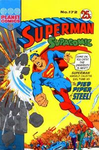 Cover Thumbnail for Superman Supacomic (K. G. Murray, 1959 series) #172