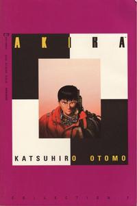 Cover Thumbnail for Akira (Marvel, 1990 series) #7