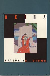 Cover Thumbnail for Akira (Marvel, 1990 series) #8