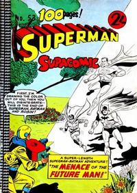 Cover Thumbnail for Superman Supacomic (K. G. Murray, 1959 series) #53