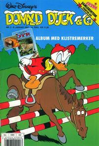 Cover Thumbnail for Donald Duck & Co (Hjemmet / Egmont, 1948 series) #2/1991