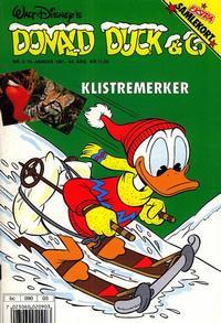Cover Thumbnail for Donald Duck & Co (Hjemmet / Egmont, 1948 series) #3/1991