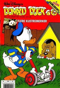 Cover Thumbnail for Donald Duck & Co (Hjemmet / Egmont, 1948 series) #5/1991
