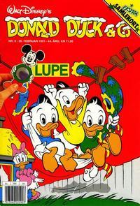 Cover Thumbnail for Donald Duck & Co (Hjemmet / Egmont, 1948 series) #9/1991