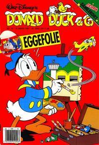 Cover Thumbnail for Donald Duck & Co (Hjemmet / Egmont, 1948 series) #12/1991