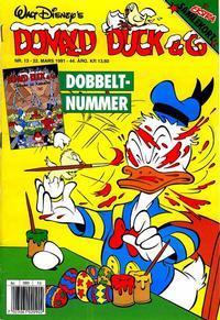 Cover Thumbnail for Donald Duck & Co (Hjemmet / Egmont, 1948 series) #13/1991