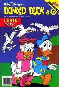 Cover Thumbnail for Donald Duck & Co (Hjemmet / Egmont, 1948 series) #18/1991