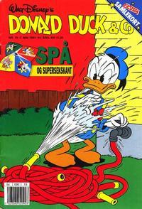 Cover Thumbnail for Donald Duck & Co (Hjemmet / Egmont, 1948 series) #19/1991