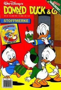 Cover Thumbnail for Donald Duck & Co (Hjemmet / Egmont, 1948 series) #25/1991