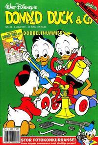 Cover Thumbnail for Donald Duck & Co (Hjemmet / Egmont, 1948 series) #28/1991