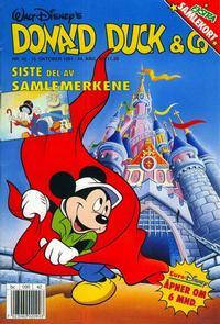 Cover Thumbnail for Donald Duck & Co (Hjemmet / Egmont, 1948 series) #42/1991