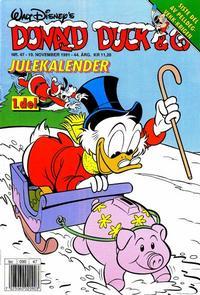 Cover Thumbnail for Donald Duck & Co (Hjemmet / Egmont, 1948 series) #47/1991