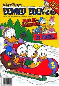 Cover Thumbnail for Donald Duck & Co (Hjemmet / Egmont, 1948 series) #48/1991