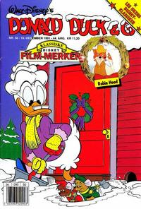 Cover Thumbnail for Donald Duck & Co (Hjemmet / Egmont, 1948 series) #50/1991
