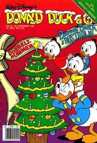 Cover Thumbnail for Donald Duck & Co (Hjemmet / Egmont, 1948 series) #52/1991