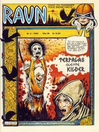 Cover Thumbnail for Ravn (Bladkompaniet / Schibsted, 1984 series) #3/1984